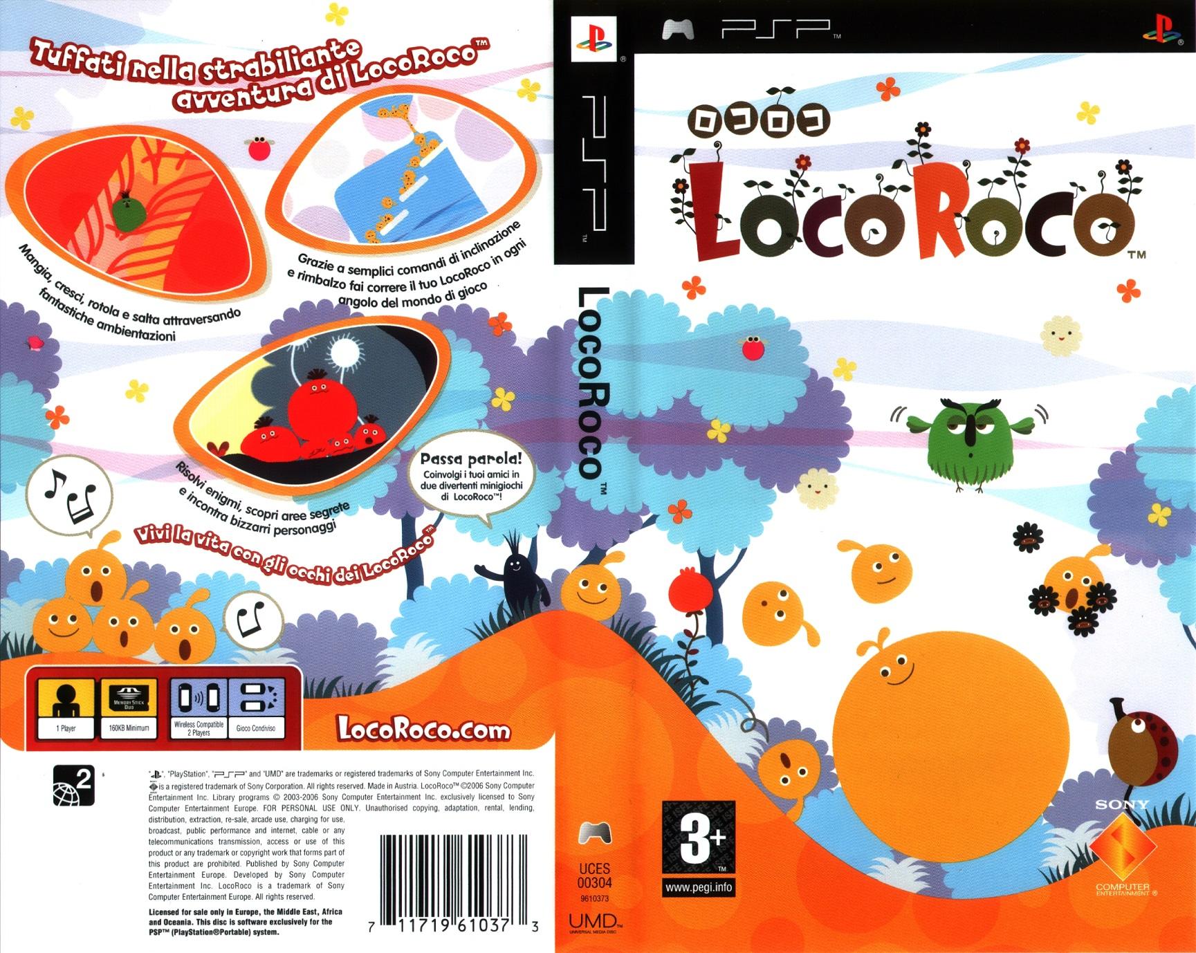 locoroco 3