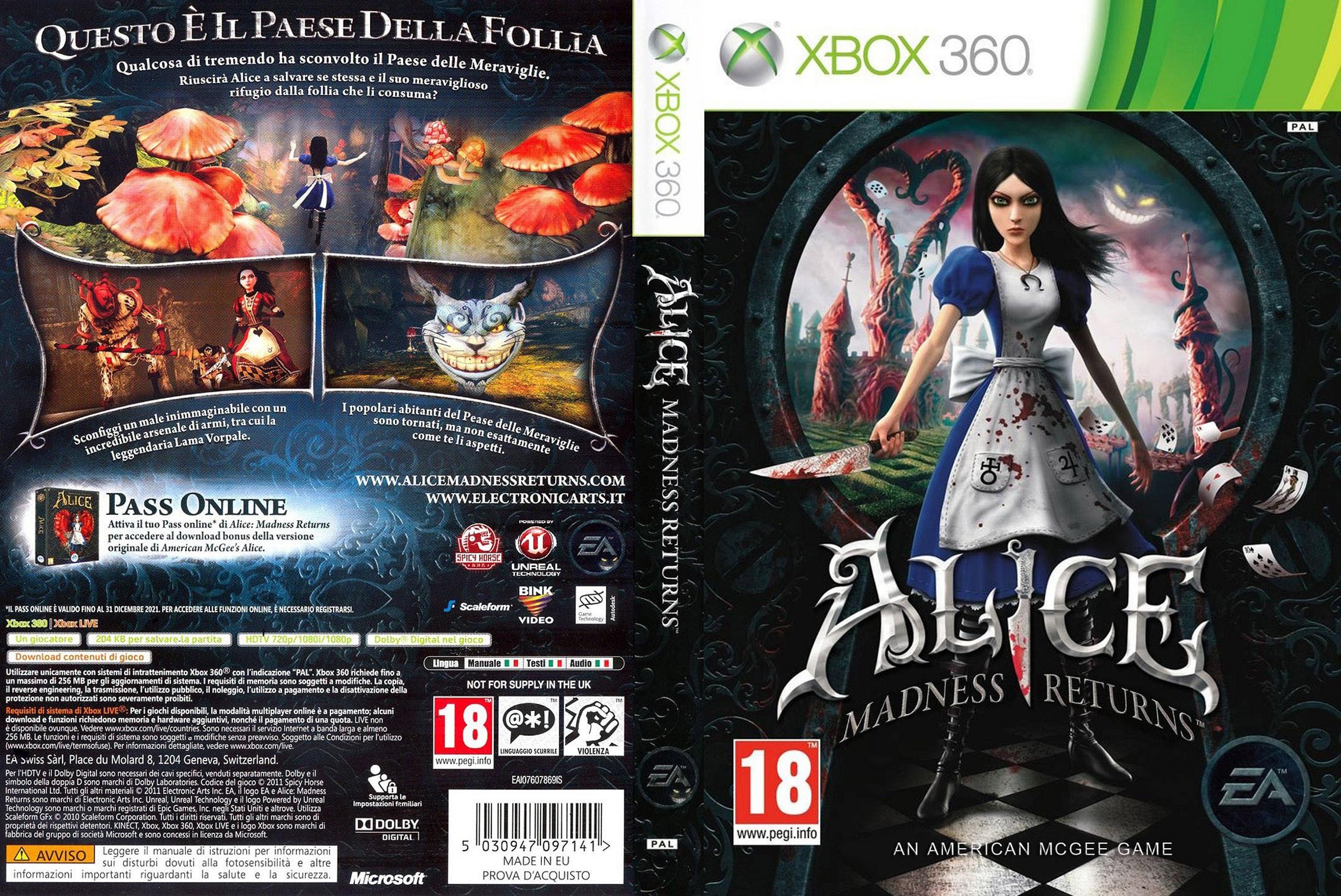alice madness returns download pc ita