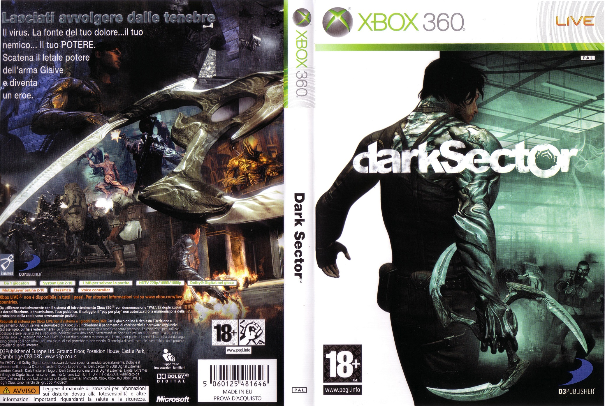 how to get to dark sector