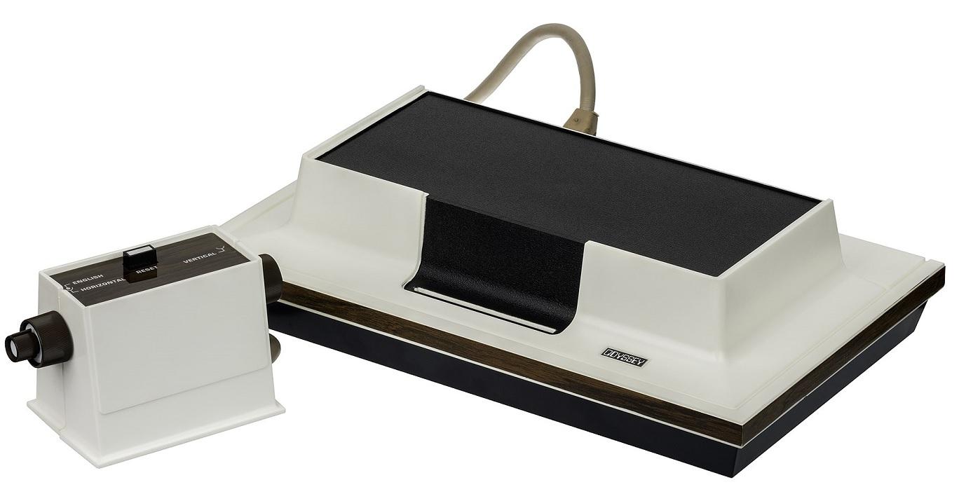 Magnavox Odissey: la prima console della storia
